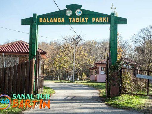 BALAMBA TABİAT PARKI