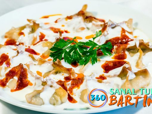 TURKISH BARTIN RAVIOLI WITH RICE
